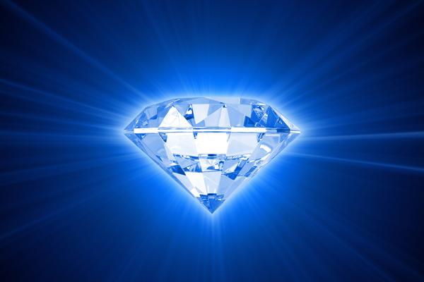Diamond-Education---Fluorescence-Diamond