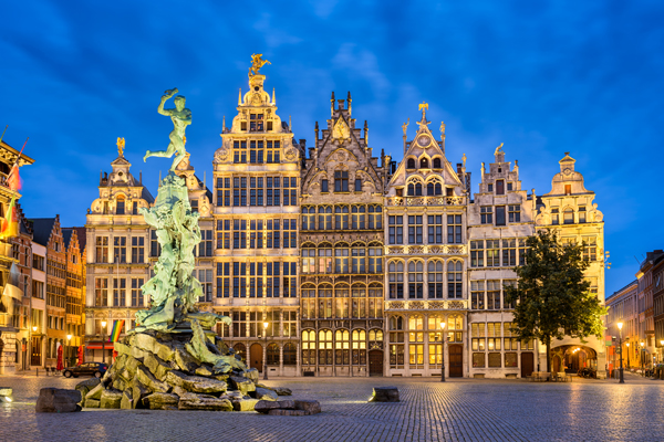 Diamond-Education--Diamond-Cities-Around-The-World---Diamonds-in-Antwerp