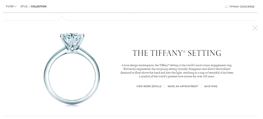 Tiffany Concierge