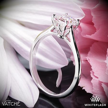 Whiteflash 18k Vatche Engagement Ring