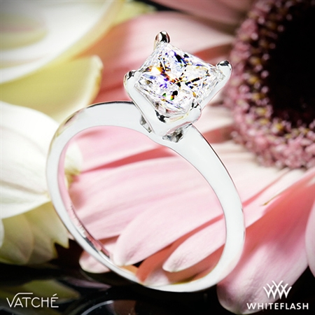 Whiteflash Vatche Solitaire Engagement Ring