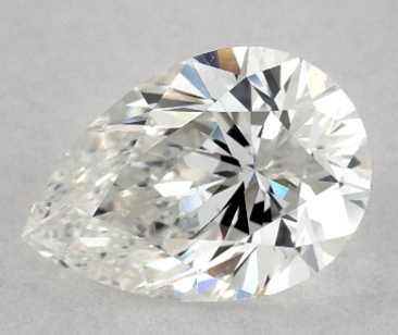 James Allen 0.81 Carat Pear Diamond