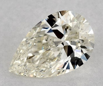 James Allen 1.00 Carat Pear Diamond
