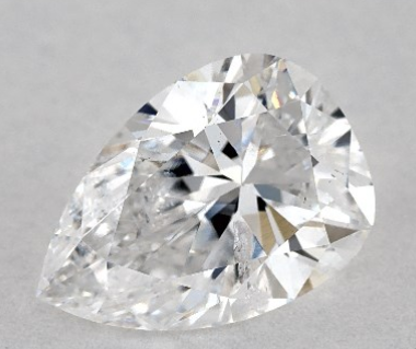 James Allen 1.02 Carat Pear Diamond