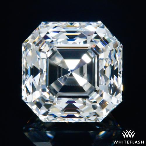 Whiteflash Asscher Cut Diamond