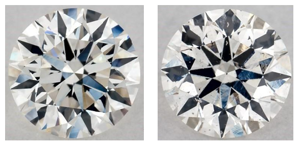 james allen diamond comparison