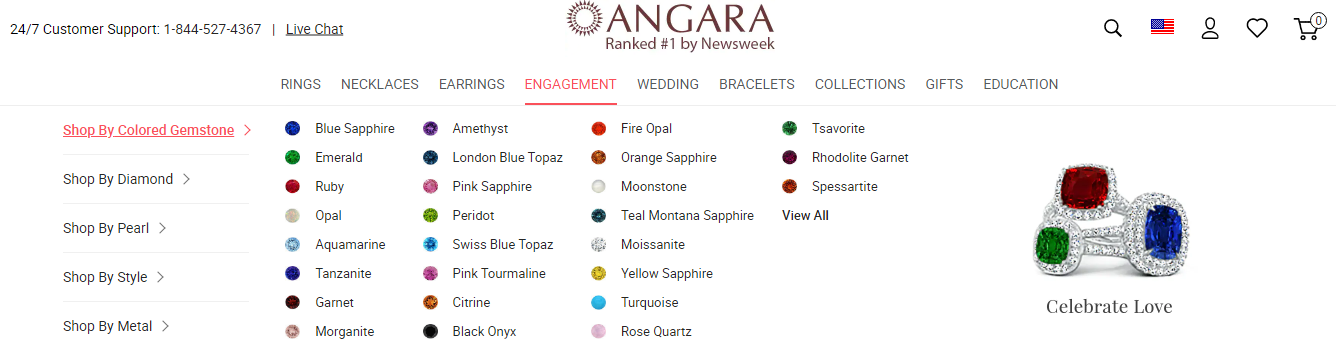 Angara Homepage Image